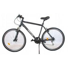 "GOETZE Cross CRX Pánsky turistický bicykel ALU 28"" 2020 -čierny/biely Preview"