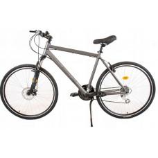 """GOETZE Cross CRX Pánsky turistický bicykel ALU 28"""" 2020 - sivý Preview"""