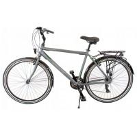 """KANDS Navigator-X Pánsky turistický bicykel ALU 28"""" rám 19"""" 2020 - grafitovo-zelený"""