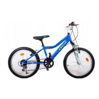 "C-Xtreme Cross B Detský bicykel 20"" - modrý"