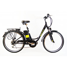 Green Power elektrický bicykel BREEZE LTA-ST004 250 W 2019 Preview