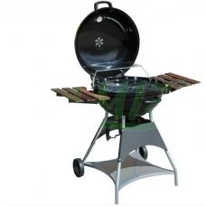 InGarden záhradný gril okrúhly s popolníkom BBQ Preview