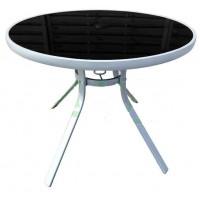 InGarden záhradný stolík okrúhly 90cm