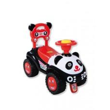 odrážadlo Panda Baby Mix black Preview