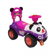 Odrážadlo Panda Baby Mix pink Preview