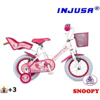 Injusa SNOOPY 12´´ White 2015