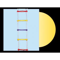 Inlea4Fun povrazový rebrík pre deti Preview