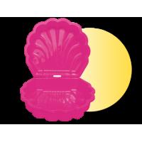Inlea4Fun dvojstranné pieskovisko v tvare mušle v rôznych farbách