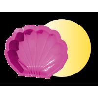 Inlea4Fun pieskovisko Mušla - ružové