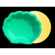 Inlea4Fun pieskovisko Mušla - zelené Preview