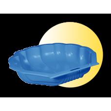Inlea4Fun pieskovisko Mušla - modré Preview