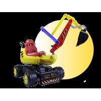 Inlea4Fun Maxi Digger báger pre deti
