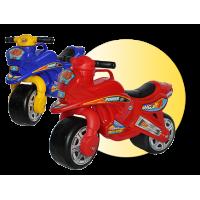 Inlea4Fun odrážadlo v podobe motorky