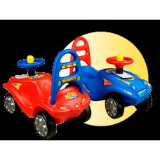 Inlea4Fun Mini Mobile odrážadlo pre deti Preview