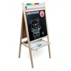 Inlea4Fun Detská tabuľa 5v1 SCHOOL Preview