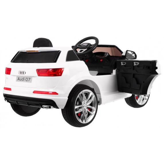 AUDI Q7 2.4G elektrické autíčko - lakované prevedenie 2019
