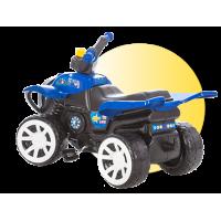 Inlea4Fun Big Quad motorka s pedálmi