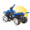 Inlea4Fun Big Quad motorka s pedálmi