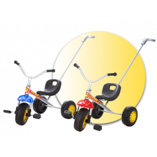 Inlea4Fun tricykel s rukoväťou Preview