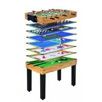 Inlea4Fun stolná hra Multigame 12v1