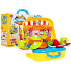Inlea4Fun Malá detská kuchynka - Food Truck Preview