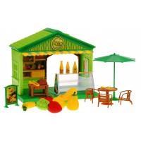 Inlea4Fun Fruit Shop stánok s ovocím