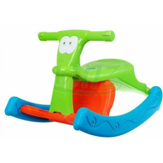 Inlea4Fun Rocking Chair detská hojdacia stolička 2v1