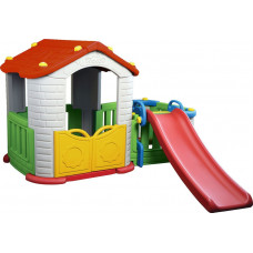 Inlea4Fun detský záhradný domček 3v1 Preview