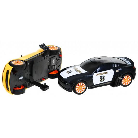 Inlea4Fun Battle Bounce Car autíčko na diaľkové ovládanie
