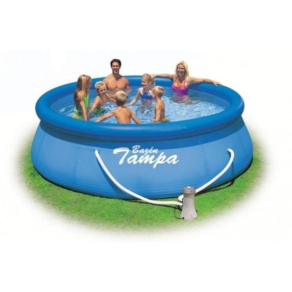 INTEX Tampa rodinný bazén 305 x 76 cm + kartušová filtrácia 10340014