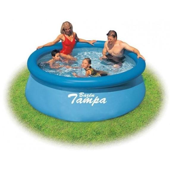 Bazén Tampa 2,44 x 0,76m bez filtrácie