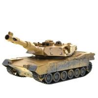 RC Tank MIA2 Camouflage - pieskový