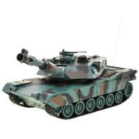 RC Tank MIA2 Camouflage - lesná