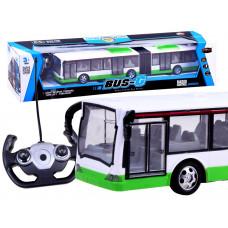 Inlea4Fun RC BUS-G Autobus na diaľkové ovládanie - zelený Preview