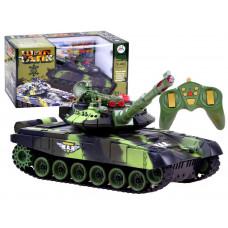RC Tank WAR TANK Tank na diaľkové ovládanie 2,4 GHz Inlea4Fun  Preview
