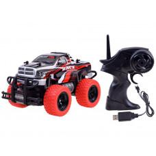 Auto na diaľkové ovládanie RC Inlea4Fun MONSTER TRUCK - červené Preview
