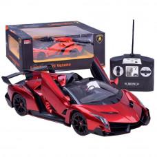 Inlea4Fun RC športové auto Lamborghini Veneno 1:14 červené Preview