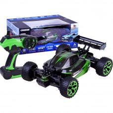 Inlea4Fun RC auto na diaľkové ovládanie BUGGY 4x4 - zelené Preview