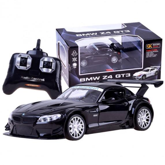 Inlea4Fun RC športové auto BMW Z4 GT3 1:24 čierne