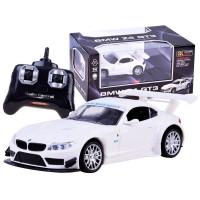 Inlea4Fun RC športové auto BMW Z4 GT3 1:24 biele