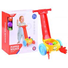 Detské chodítko s loptičkami a mélodiami Inlea4Fun POPPER WALKER Preview