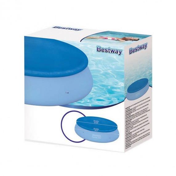 BESTWAY krycia plachta na bazén s priemerom 366 cm 58034