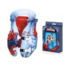 Nafukovacia záchranná vesta pre deti Spiderman BESTWAY 98014 51x46 cm Preview