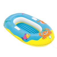 BESTWAY nafukovací čln pre deti KRAB 34009 - Modrý