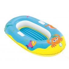 BESTWAY nafukovací čln pre deti KRAB 34009 - Modrý Preview