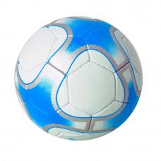 Futbalová lopta SPARTAN Corner Synth - modrá Preview
