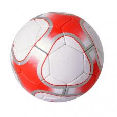 Futbalová lopta SPARTAN Corner  - červená Preview