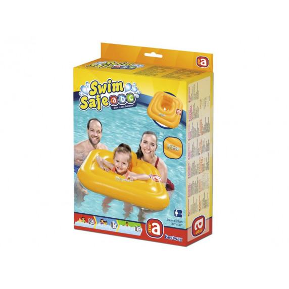Nafukovacie kresielko Bestway Swimm Safe ABC 76 x 76 cm