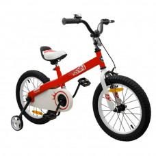 "Detský bicykel ROYALBABY Honey RB16-15 16"" - červený Preview"