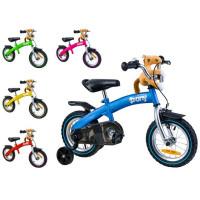 """Detský bicykel ROYALBABY Pony 2in1 12"""" 2019"""